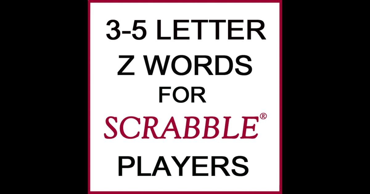 5 letter words with z 4 letter words with j and z for Bedroom 5 letter words
