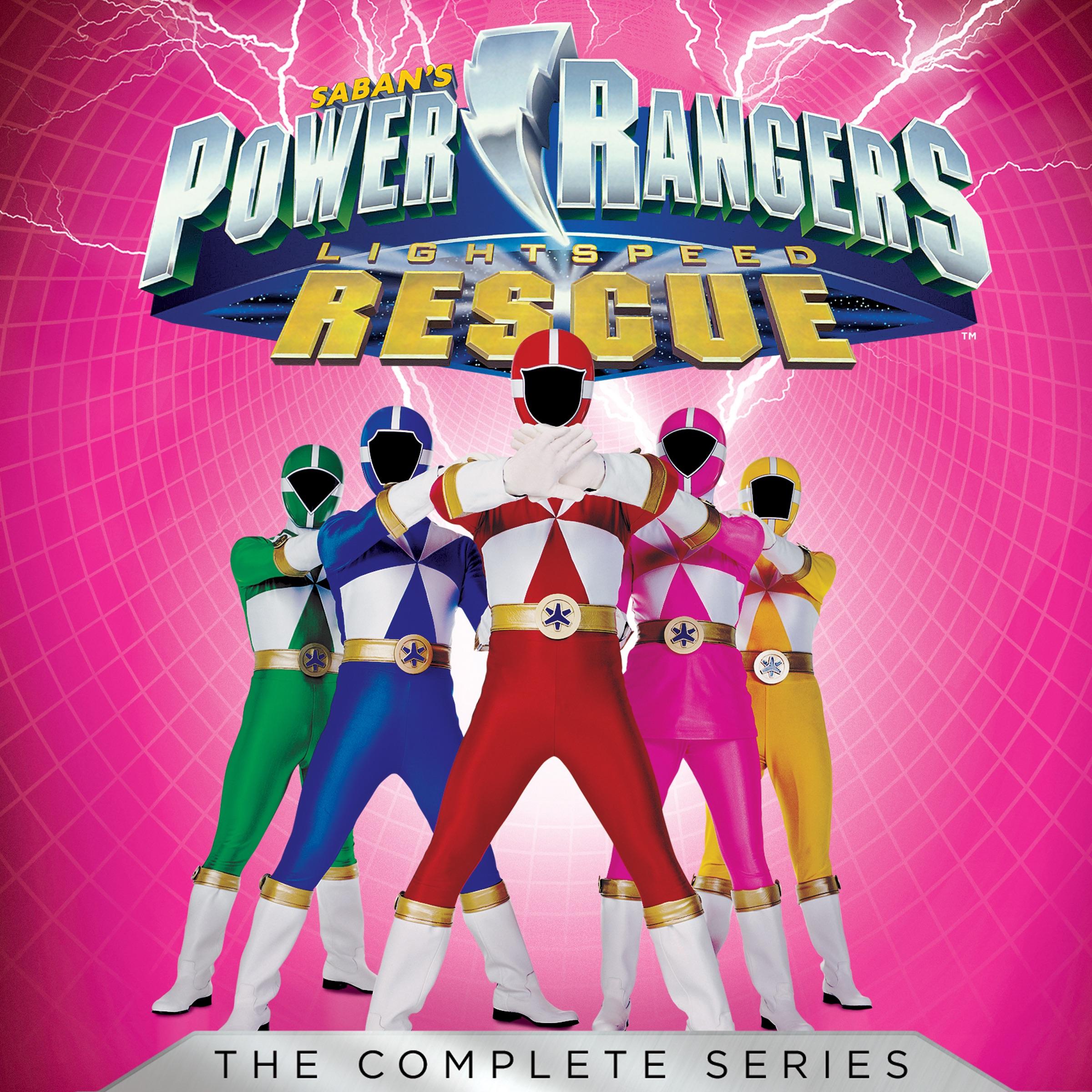 Power Rangers: Lightspeed Rescue on iTunes