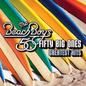 Fifty Big Ones: Greatest Hits - The Beach Boys Cover Art