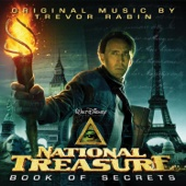 Trevor Rabin - National Treasure: Book of Secrets (Original Motion Picture Soundtrack) artwork