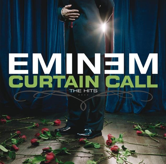 Eminem adlı sanatçının Curtain Call albümü Apple Music'te