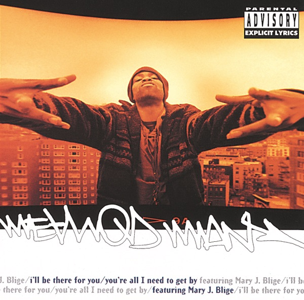 Ill Be There for You feat Mary J Blige - EP Method Man CD cover