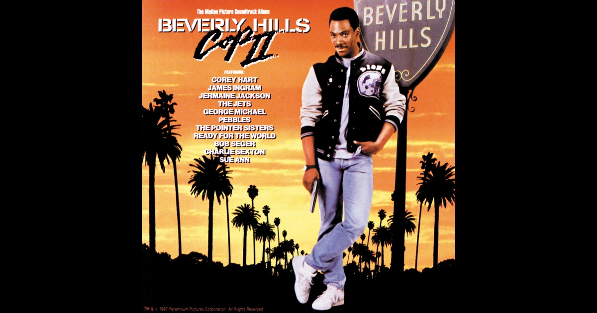 Beverly Hills Cop Ii Various Artists Listen And Discover