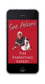 The Sue Atkins Parenting Expert Podcast
