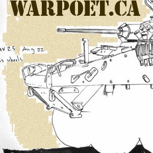 The WarPoet Podcast - A Canadian Forces Artist Project by Suzanne Steele
