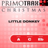 Little Donkey - Christmas Primotrax - Performance Tracks - EP