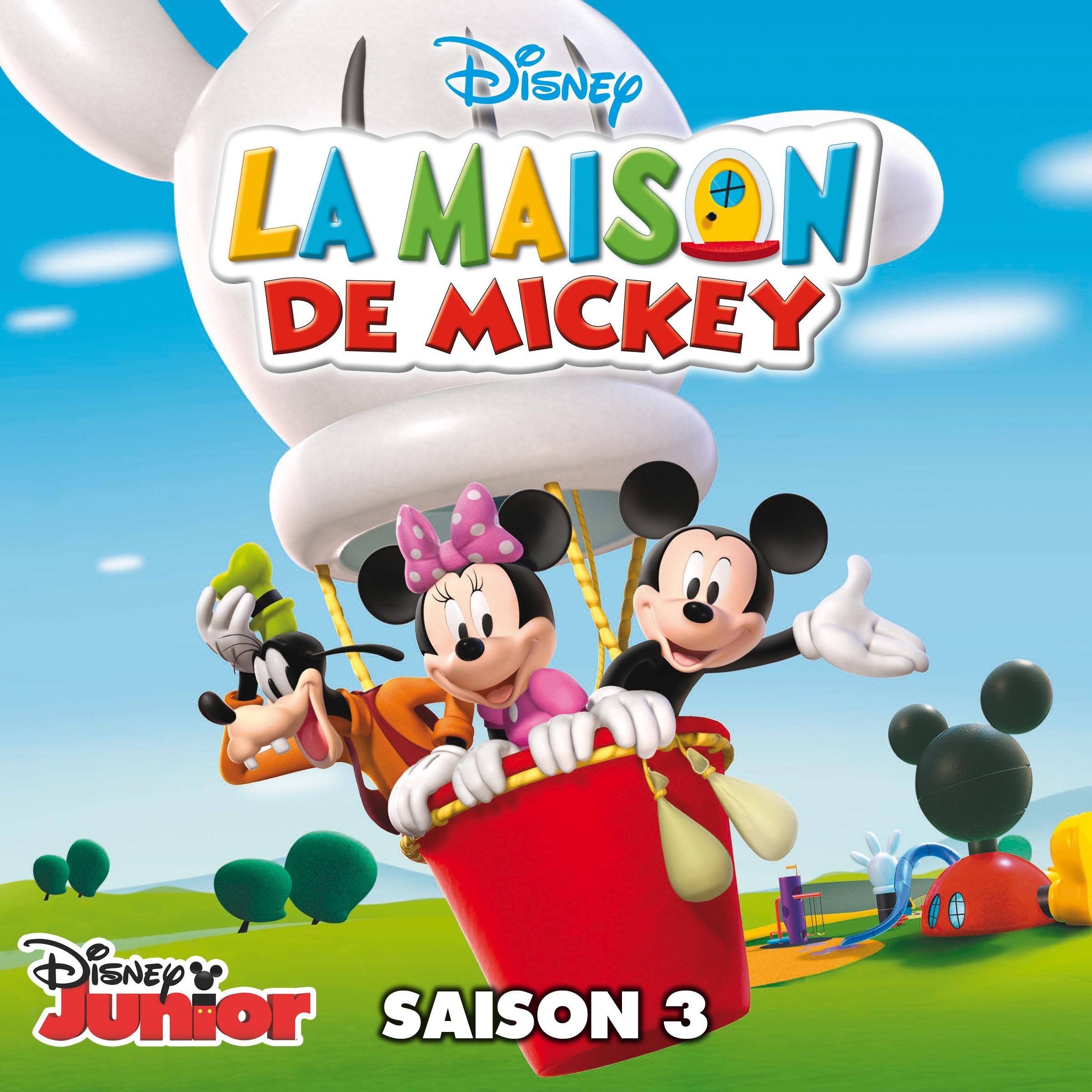 la maison de mickey saison 3 sur itunes