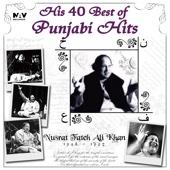His 40 Best of Punjabi Hits Nusrat Fateh Ali Khan