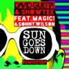Sun Goes Down (feat. MAGIC! & Sonny Wilson) - EP, David Guetta & Showtek