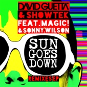 Sun Goes Down (feat. MAGIC! & Sonny Wilson) - EP