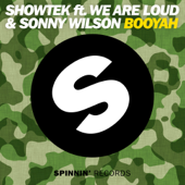 Booyah (feat. We Are Loud & Sonny Wilson) [Radio Edit]