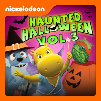MyiList - Nick Jr. Haunted Halloween, Vol. 3 Details