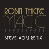 Magic (Steve Aoki Remix) - Single