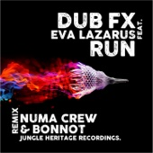 Run (feat. Eva Lazarus) [Numa Crew & Bonnot Remix] - Single cover art