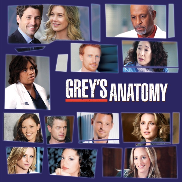 Episoden GreyS Anatomy
