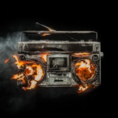Green Day - Revolution Radio  artwork