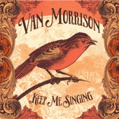 Van Morrison - Keep Me Singing artwork