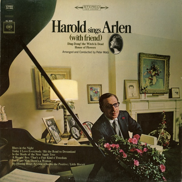 Harold Sings Arlen (With Friend) | Harold Arlen