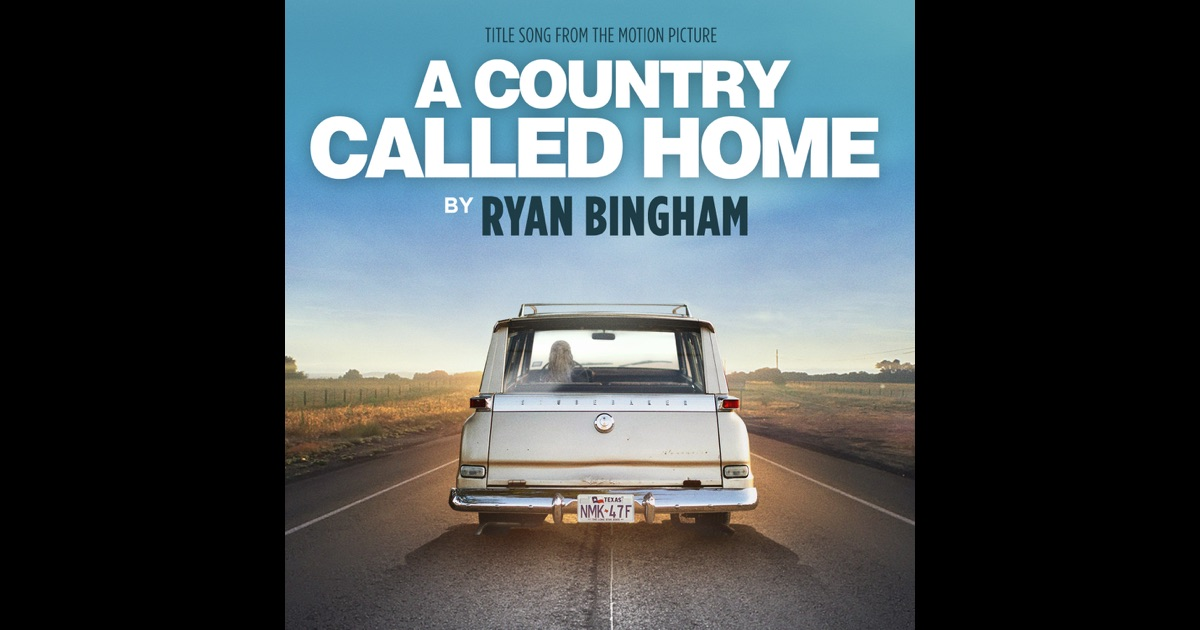A country called home single by ryan bingham on apple music for Why is house music called house