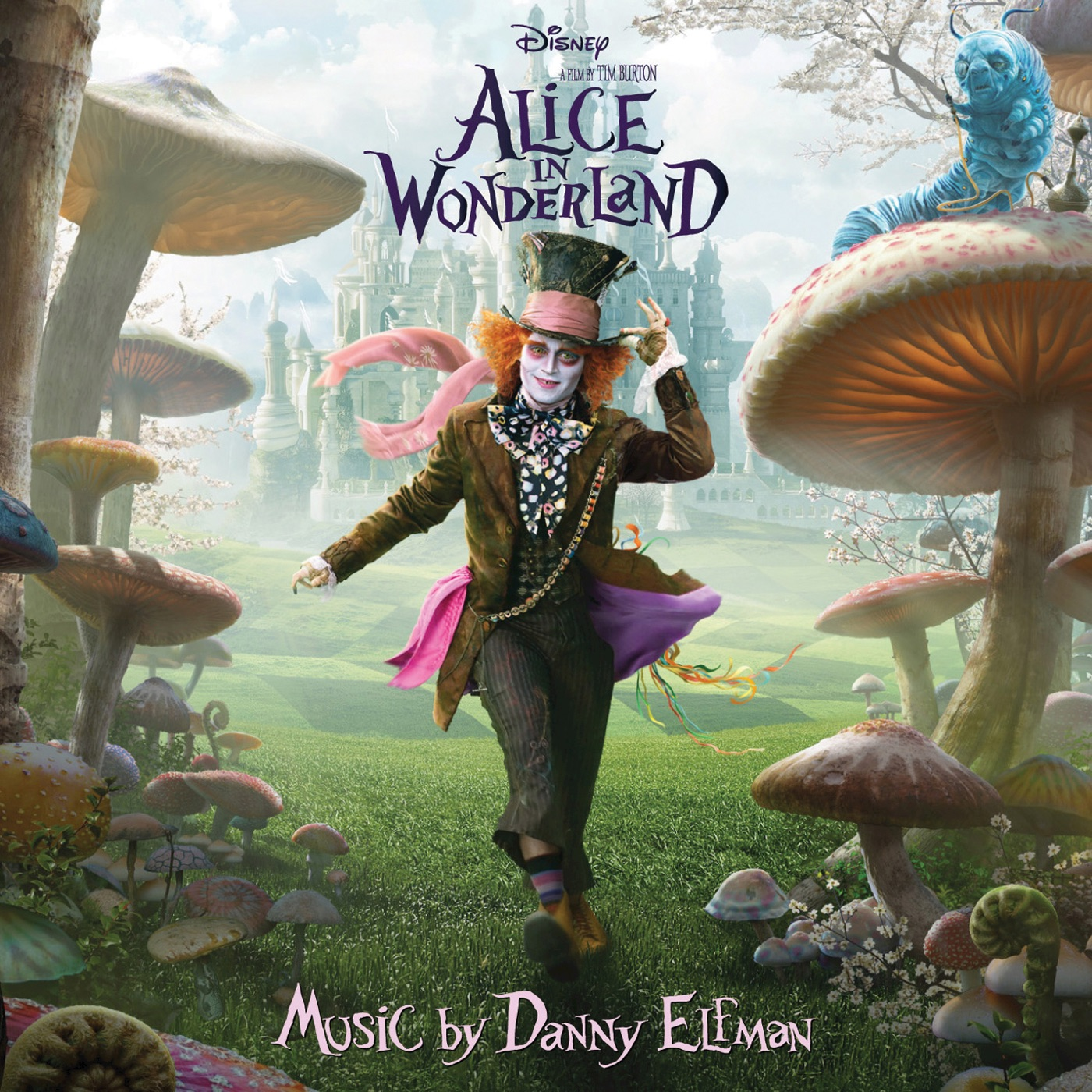 Danny Elfman - Alice In Wonderland (Original Soundtrack)