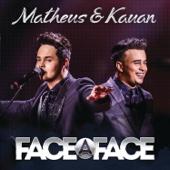 Matheus & Kauan - Face a Face (Live)  arte