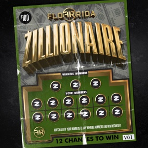 Chord Guitar and Lyrics FLO RIDA – Zillionaire