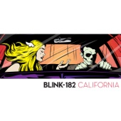 California - blink-182 Cover Art