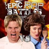Gordon Ramsay vs Julia Child - Single cover art