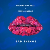 machine gun kelly camila cabello-bad things