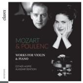 Poulenc & Mozart: Sonatas for Violin & Piano
