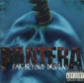 Far Beyond Driven - Pantera Cover Art