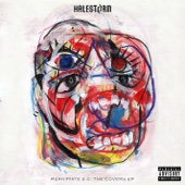 ReAniMate 3.0: The CoVeRs eP - Halestorm Cover Art