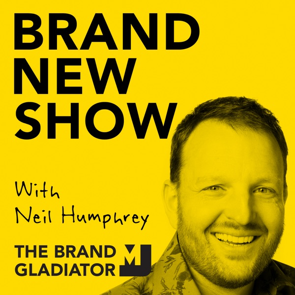 Brand New Show Podcast: Marketing | Design | Branding | Inspiration