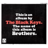 The Black Keys - Brothers  artwork
