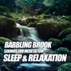 Babbling Brook Sounds for Meditation: Sleep & Relaxation
