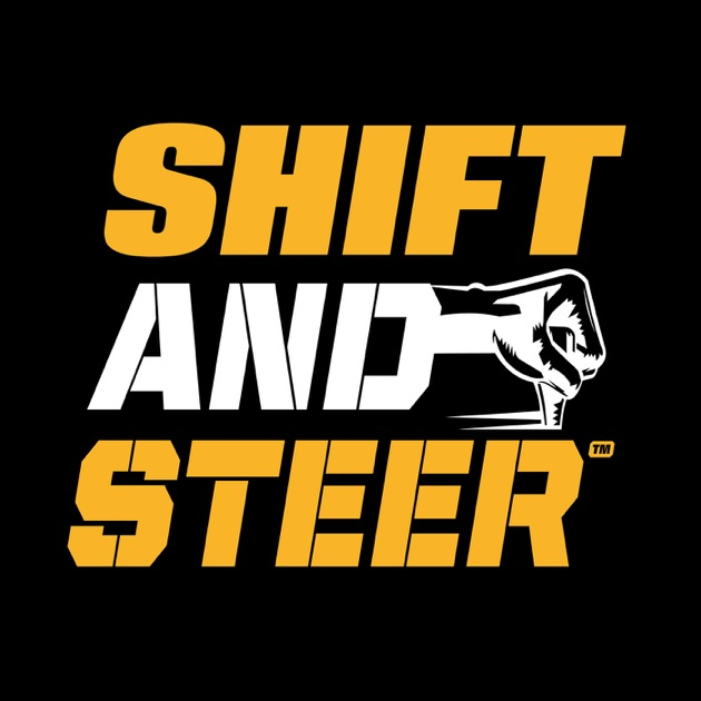 shift and steer by podcastone carolla digital on apple