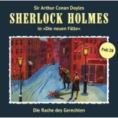 Die neuen Fälle, Fall 28: Die Rache des Gerechten - Sherlock Holmes