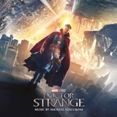 Doctor Strange (Original Motion Picture Soundtrack) - Michael Giacchino Cover Art