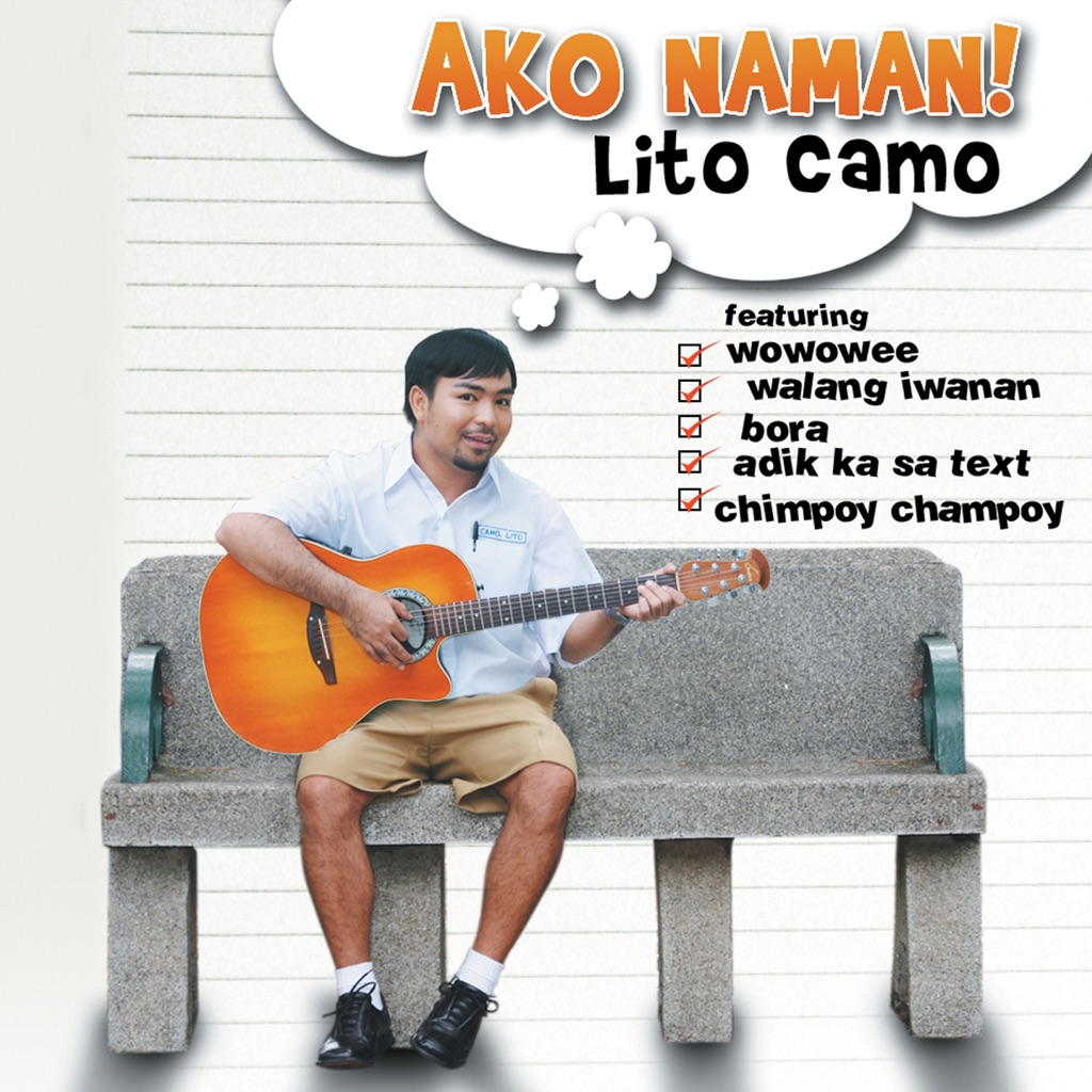Walang Iwanan - Lito Camo,AdultContemporary,Pop,DancePop,2000s,OPM,LitoCamo,WalangIwanan,music