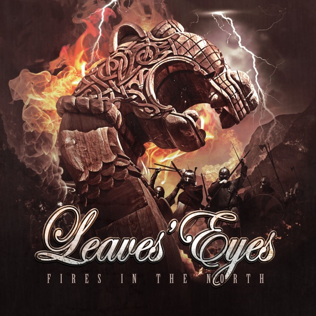 Fires in the North - EP by Leaves' Eyes