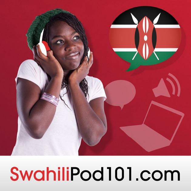 how to learn swahili language