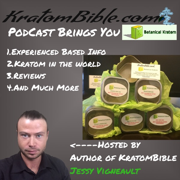 kratombible's podcast