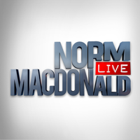 Podcast cover art for Norm Macdonald Live