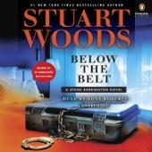 Below the Belt: A Stone Barrington Novel (Unabridged) - Stuart Woods Cover Art