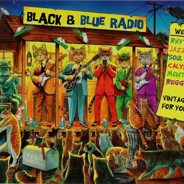 Black & Blue Radio