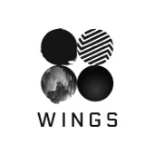 Wings - BTS Cover Art