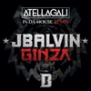 Ginza Atellagali In Da House Remix Single
