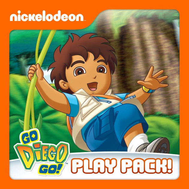 Go Diego Go Play Pack on iTunes