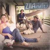 Ziia & the Swing Mates - Ziia & the Swing Mates - EP artwork