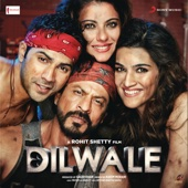 Pritam - Dilwale (Original Motion Picture Soundtrack) artwork